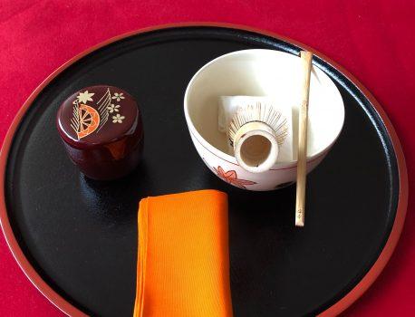 2月15日リヴカフェ「茶道を愉しむ会」